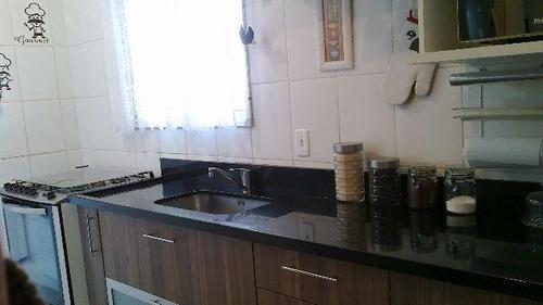 apartamento jardim guairaca 1 suítes 2 dormitórios 1 banheiros 1 vagas 67 m2 - 2399