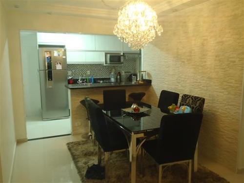 apartamento jardim independencia 1 suítes 3 dormitórios 2 banheiros 2 vagas 78 m2 - 1599