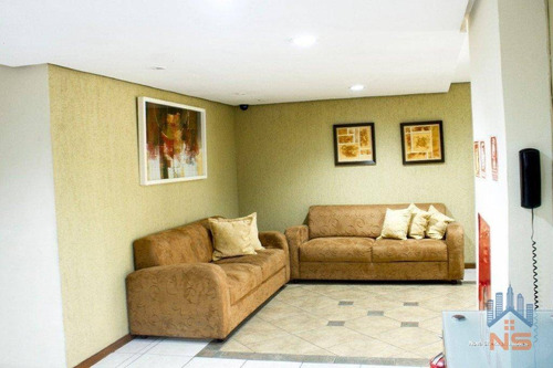 apartamento jardim marajoara 3 dorms. suite - 2 vagas - lazer - ap11782