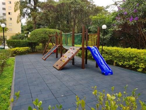 apartamento - jardim marajoara - ref: 36306 - l-36306