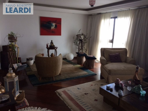 apartamento jardim marajoara - são paulo - ref: 508788