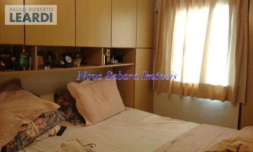 apartamento jardim marajoara - são paulo - ref: 529454