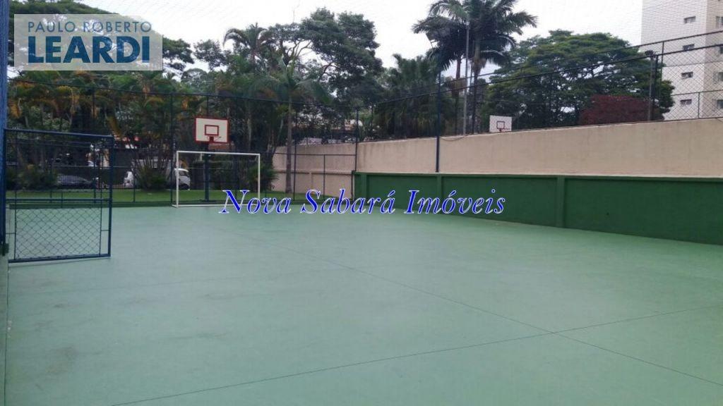 apartamento jardim marajoara - são paulo - ref: 529517