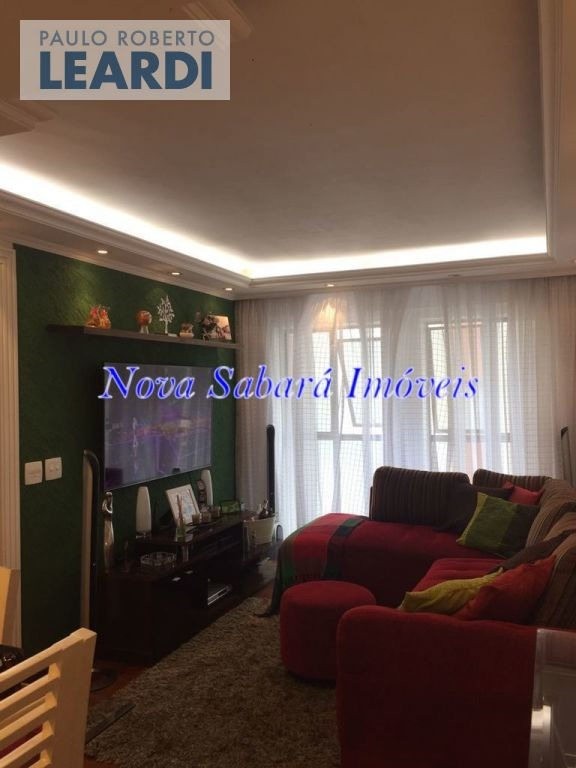apartamento jardim marajoara - são paulo - ref: 529563