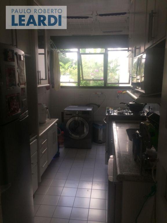 apartamento jardim marajoara - são paulo - ref: 535269