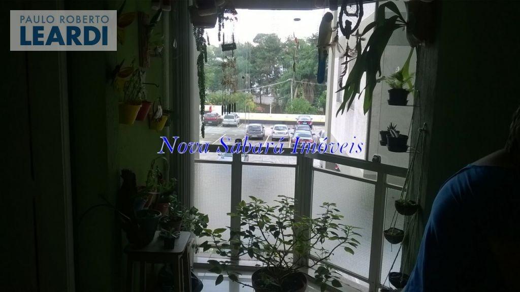 apartamento jardim marajoara - são paulo - ref: 536036