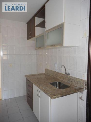 apartamento jardim marajoara - são paulo - ref: 538497