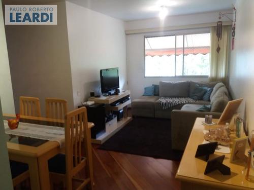 apartamento jardim marajoara - são paulo - ref: 540236