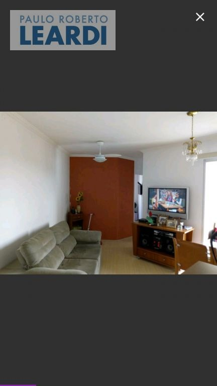 apartamento jardim marajoara - são paulo - ref: 540874