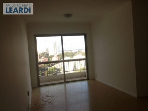 apartamento jardim marajoara - são paulo - ref: 544291