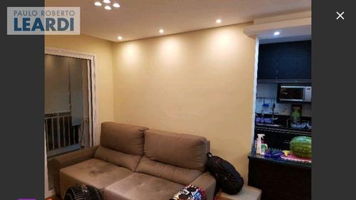 apartamento jardim marajoara - são paulo - ref: 547832