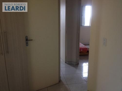 apartamento jardim marajoara - são paulo - ref: 551317