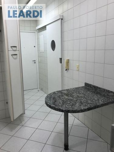 apartamento jardim marajoara - são paulo - ref: 551546