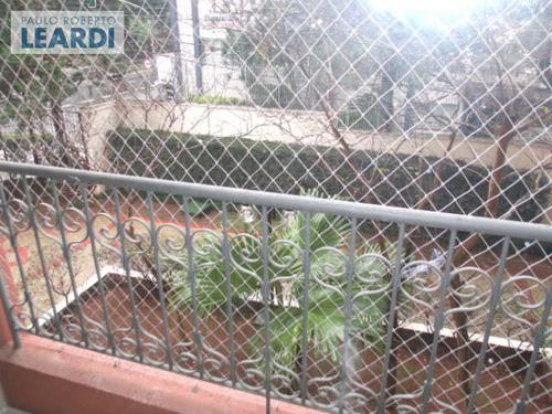 apartamento jardim marajoara - são paulo - ref: 551733
