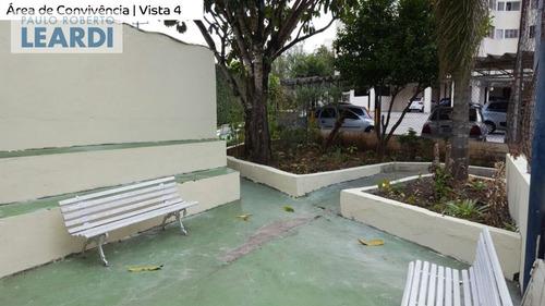 apartamento jardim marajoara - são paulo - ref: 552396