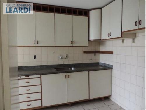apartamento jardim marajoara - são paulo - ref: 555550