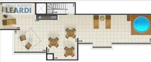 apartamento jardim marajoara - são paulo - ref: 556076