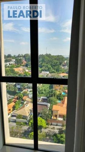 apartamento jardim marajoara - são paulo - ref: 557608