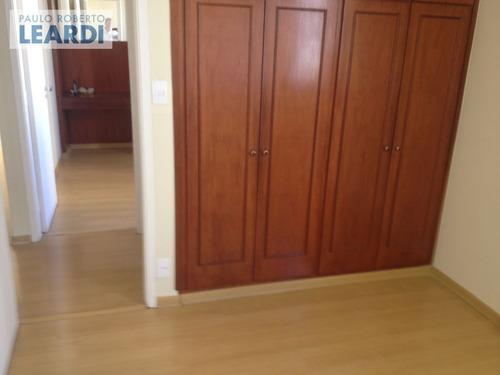 apartamento jardim marajoara - são paulo - ref: 562682