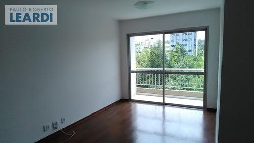 apartamento jardim marajoara - são paulo - ref: 562980