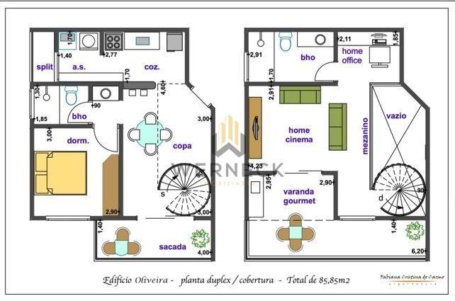 apartamento, jardim nova aliança, ribeirão preto - 1543-v
