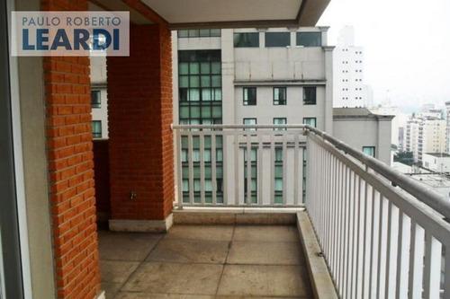 apartamento jardim paulista  - são paulo - ref: 197118