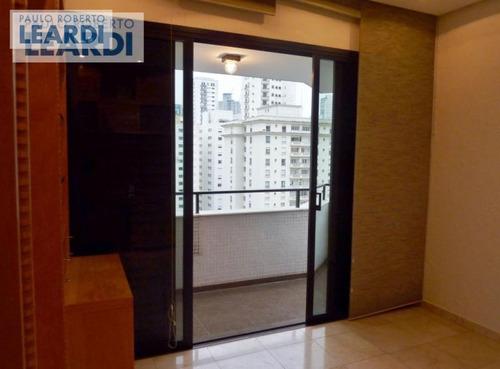 apartamento jardim paulista  - são paulo - ref: 344761