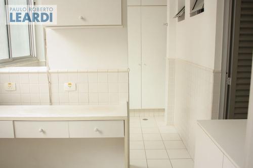 apartamento jardim paulista  - são paulo - ref: 405278