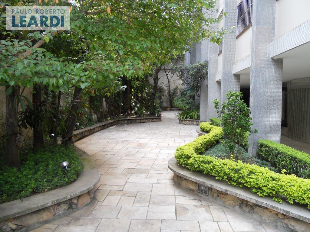 apartamento jardim paulista  - são paulo - ref: 409727
