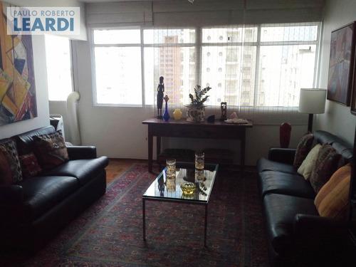 apartamento jardim paulista  - são paulo - ref: 419533
