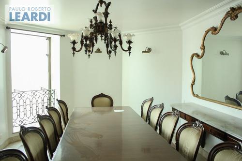 apartamento jardim paulista  - são paulo - ref: 445335