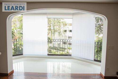 apartamento jardim paulista  - são paulo - ref: 445459