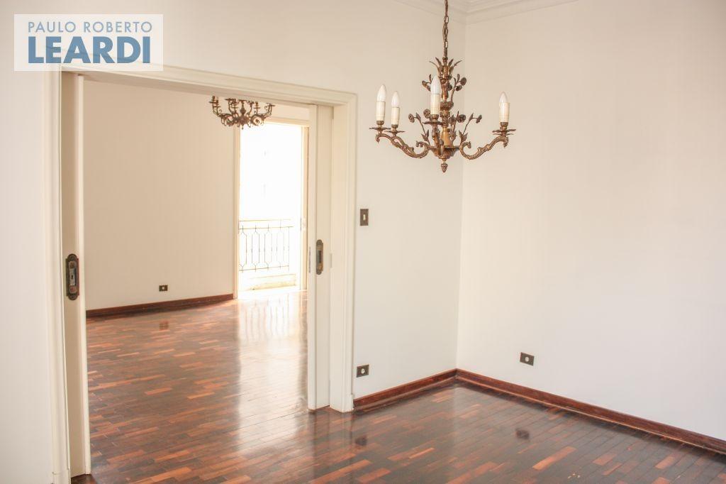 apartamento jardim paulista  - são paulo - ref: 445639