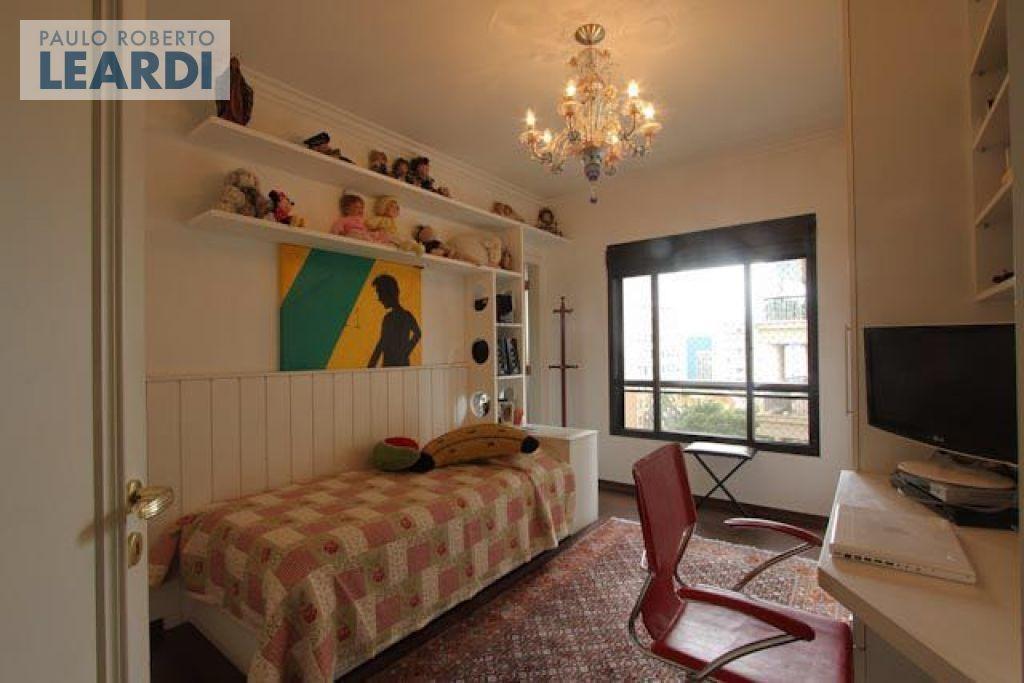 apartamento jardim paulista  - são paulo - ref: 445743