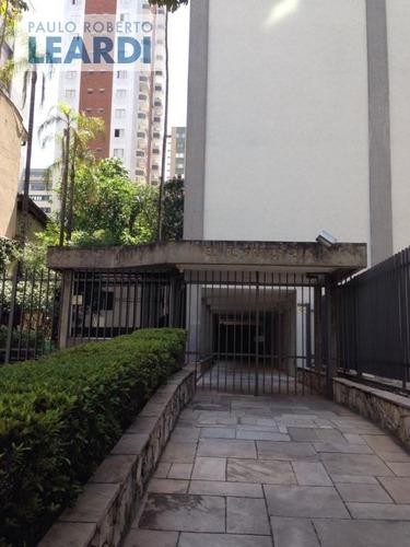 apartamento jardim paulista  - são paulo - ref: 447032