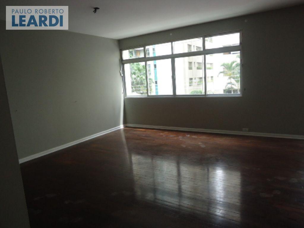apartamento jardim paulista - são paulo - ref: 449316