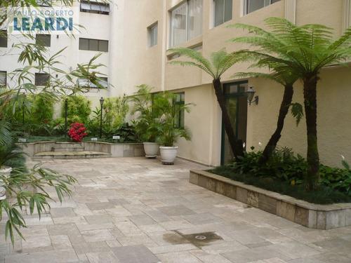 apartamento jardim paulista  - são paulo - ref: 453123