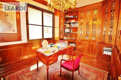 apartamento jardim paulista  - são paulo - ref: 457397