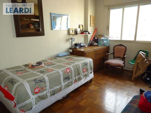 apartamento jardim paulista - são paulo - ref: 464103