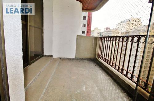 apartamento jardim paulista  - são paulo - ref: 465267
