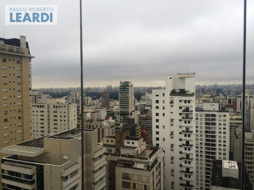 apartamento jardim paulista  - são paulo - ref: 467394