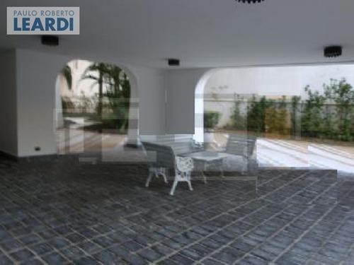 apartamento jardim paulista  - são paulo - ref: 469496