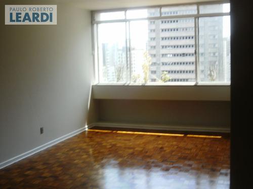 apartamento jardim paulista  - são paulo - ref: 473394