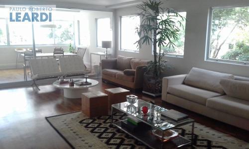 apartamento jardim paulista  - são paulo - ref: 482252