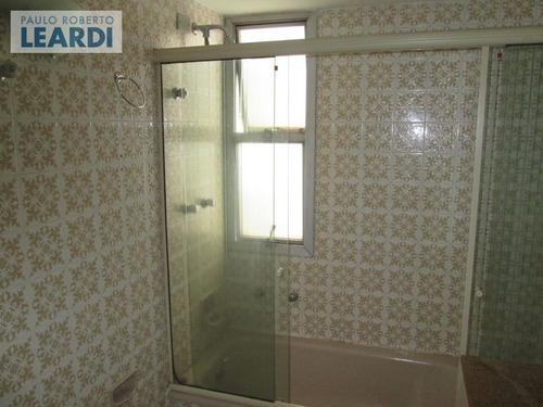 apartamento jardim paulista  - são paulo - ref: 484193