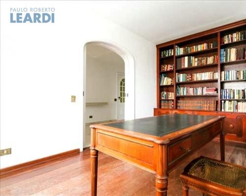 apartamento jardim paulista  - são paulo - ref: 484651