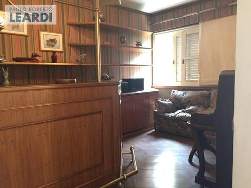apartamento jardim paulista  - são paulo - ref: 486335