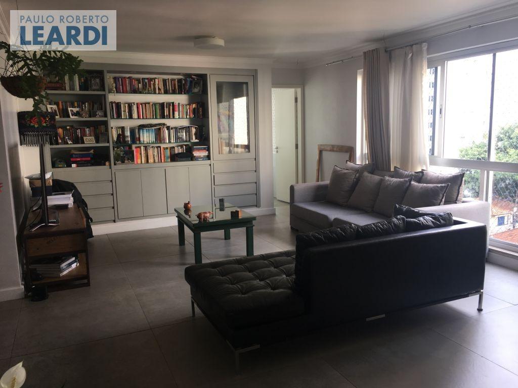 apartamento jardim paulista  - são paulo - ref: 487074
