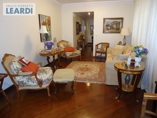 apartamento jardim paulista  - são paulo - ref: 488807
