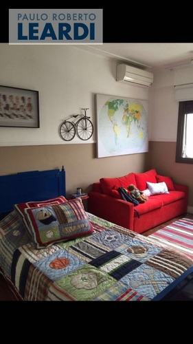 apartamento jardim paulista  - são paulo - ref: 488995